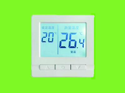 电采暖系列单体温控器